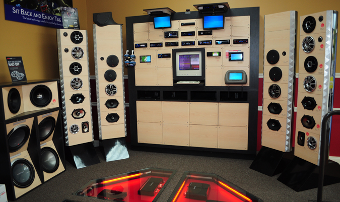 Port St Lucie Car Audio Elite Audio Storefront